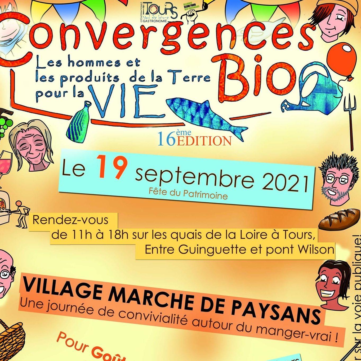 Marché Convergences Bio